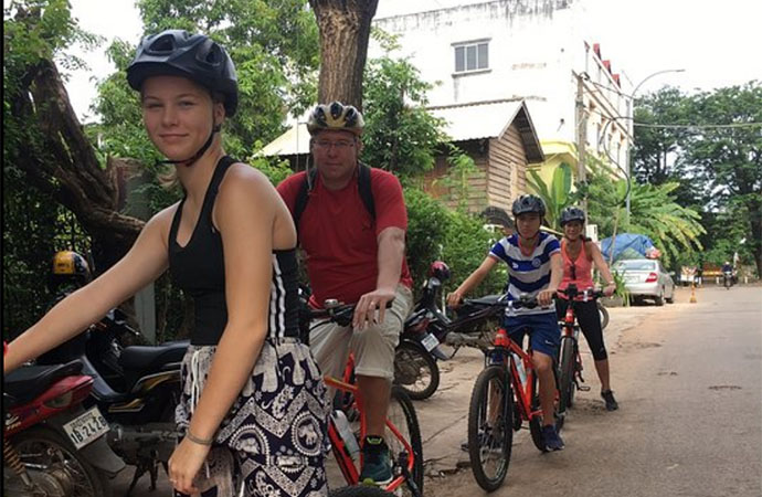Saigon to Angkor Wat by Bike 10 Days